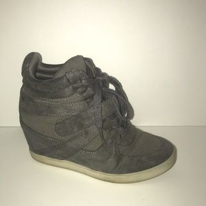 Madden Girl Wedge Tennis Shoes